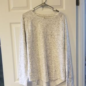 Plus size sweatshirt